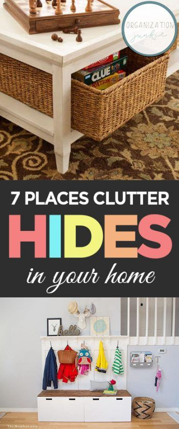Clean Home, Home Cleaning Hacks, Cleaning Tips and Tricks, Clutter Control, How to Control Clutter In Your Home, Clutter Free Living, Cleaning Tips and Tricks, Home Cleaning TIps, Popular Pin