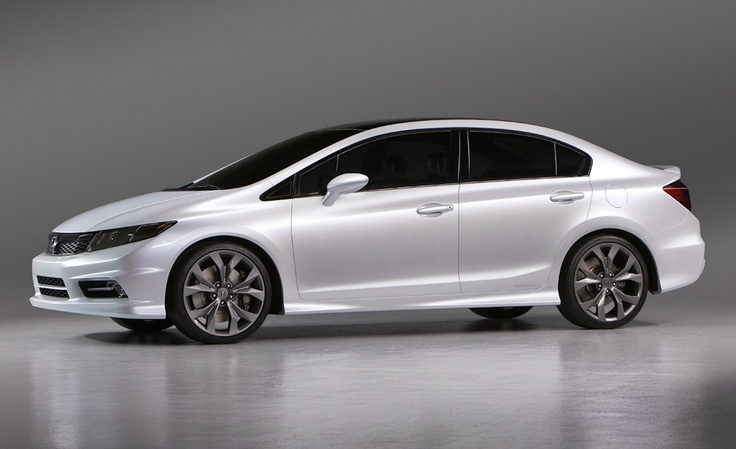 My next car, perhaps  2012_honda_civic_si coupe white phoenix arizona valley