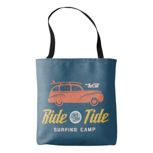 Socal Ride For The Tide. Regalos, Gifts. #bolso #bag