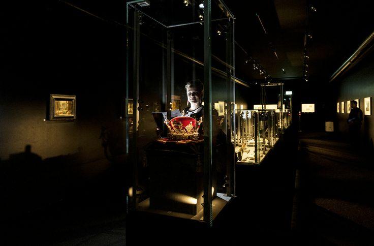 Die neue Schatzkammer in Vaduz zeigt viele Exponate die eng mit dem Land Liechtenstein verbunden sind. So auch der Herzoghut Liechtensteins.