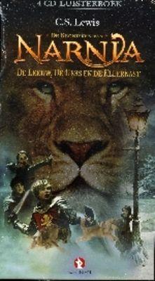 9. De leeuw, de heks en de kleerkast (The Lion, the Witch and the Wardrobe) - C.S. Lewis