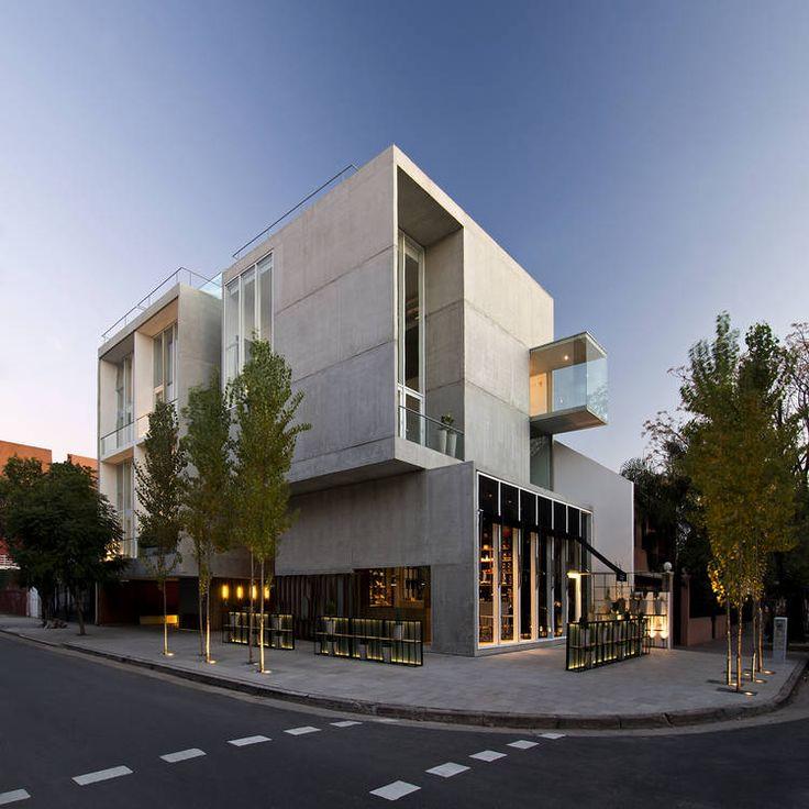 17 mejores ideas sobre edificios de oficinas en pinterest for Arquitectura de oficinas modernas