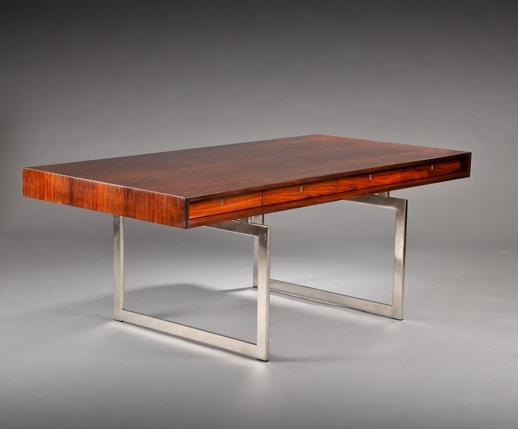 Bodil Kjær desk #danishmodern #design #danishdesign