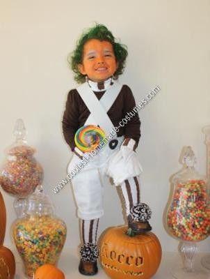 coolest homemade oompa loompa halloween costume - Oompa Loompa Halloween