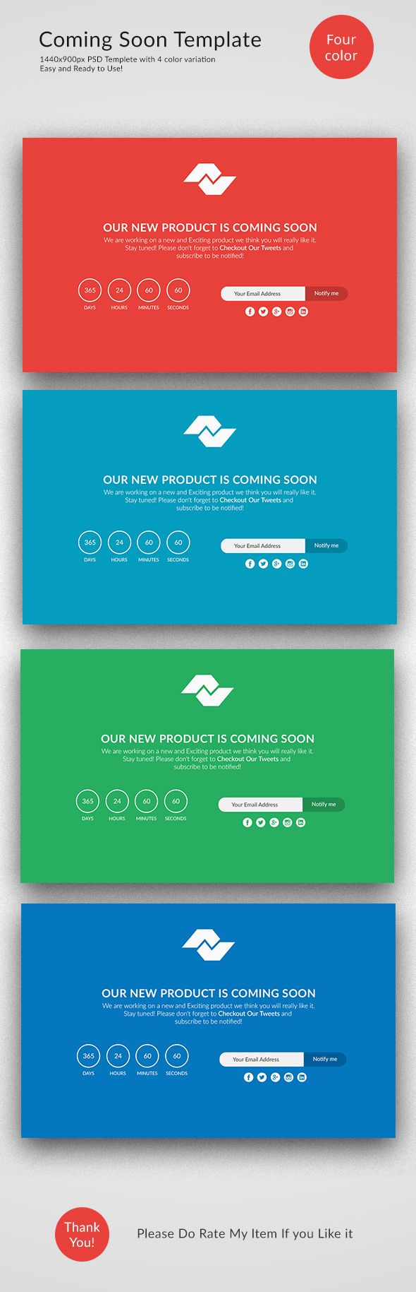 Flat Design Coming Soon Template   http://graphicriver.net/item/flat-design-coming-soon-page/13688620?ref=ruminated