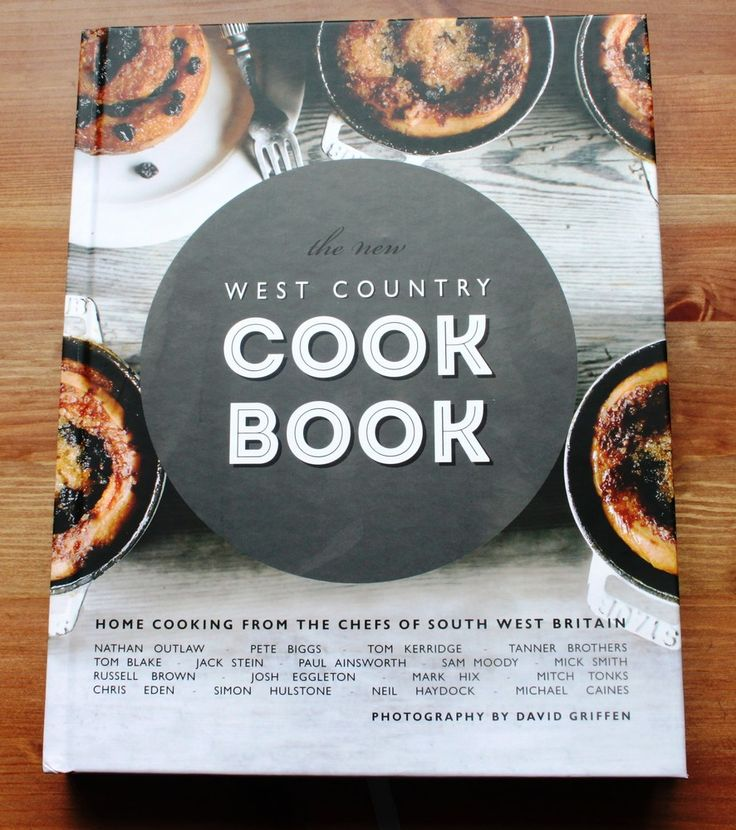 The New West Country Cook Book