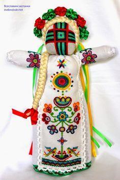 FolkArtUA-motanka: Лялька-мотанка