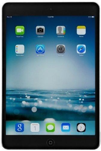 Apple iPad Mini 2 with Retina Display (32GB WiFi Space Gray) (Certified Refurbished)