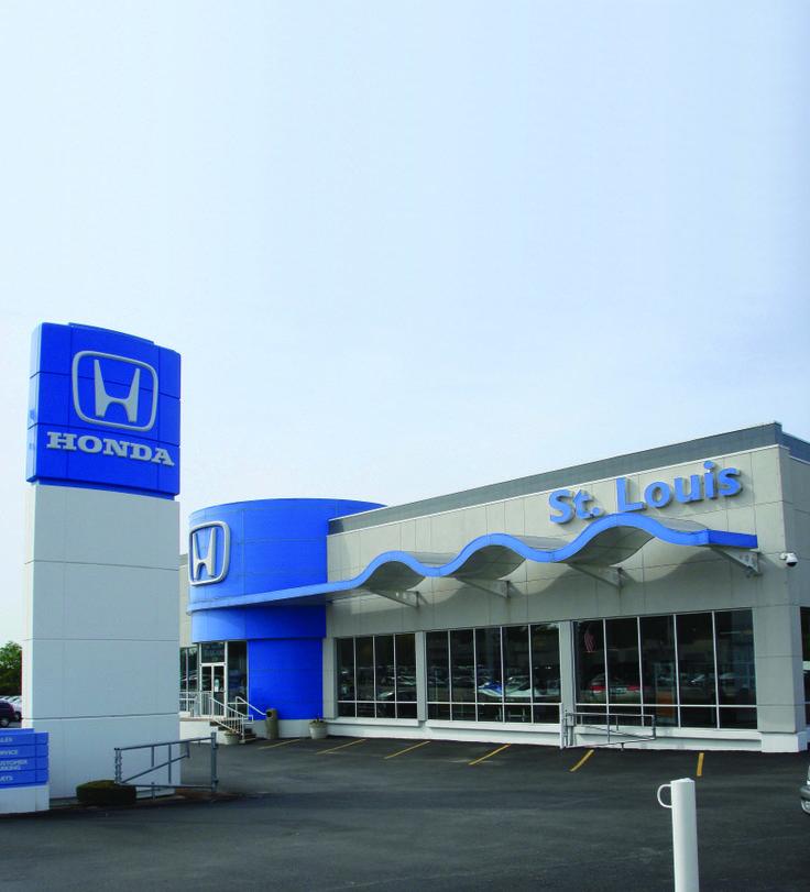 14 best our dealership images on pinterest st louis for Honda dealership st louis