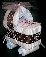 Diaper Baby Crafts