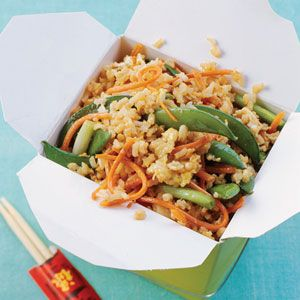 ... Rice, Fries Veggies, Fries Brown Rice, Meals Planners, Weeknight Meals