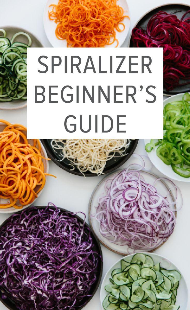 Spiralizer Beginner\'s Guide: 10 Vegetables to Spiralize ...