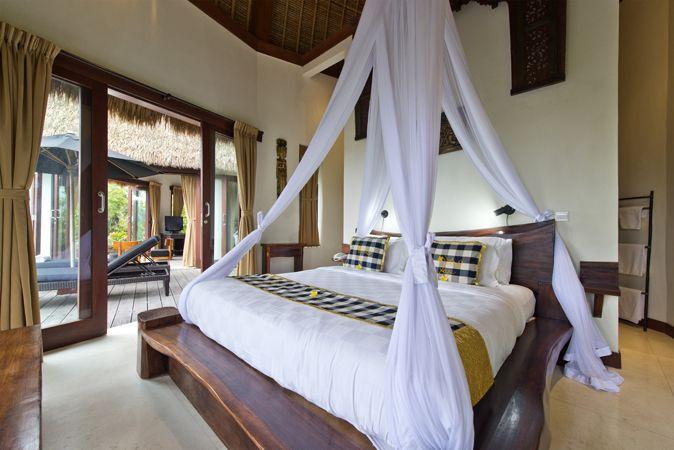 Dewi Kunti Villa Bedroom 2