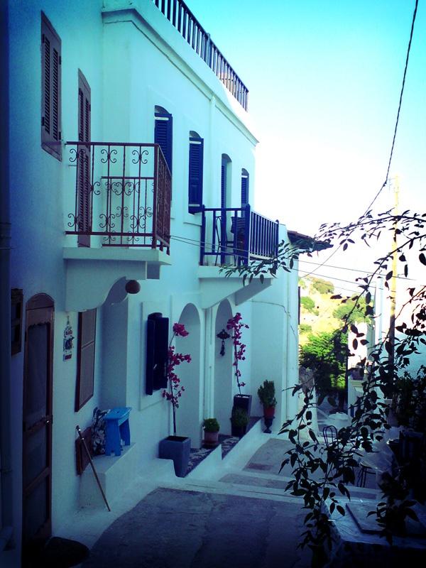 Nikia, Nisyros, Griekenland