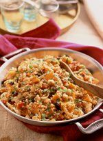 Moroccan Spiced Sweet-Potato Medley
