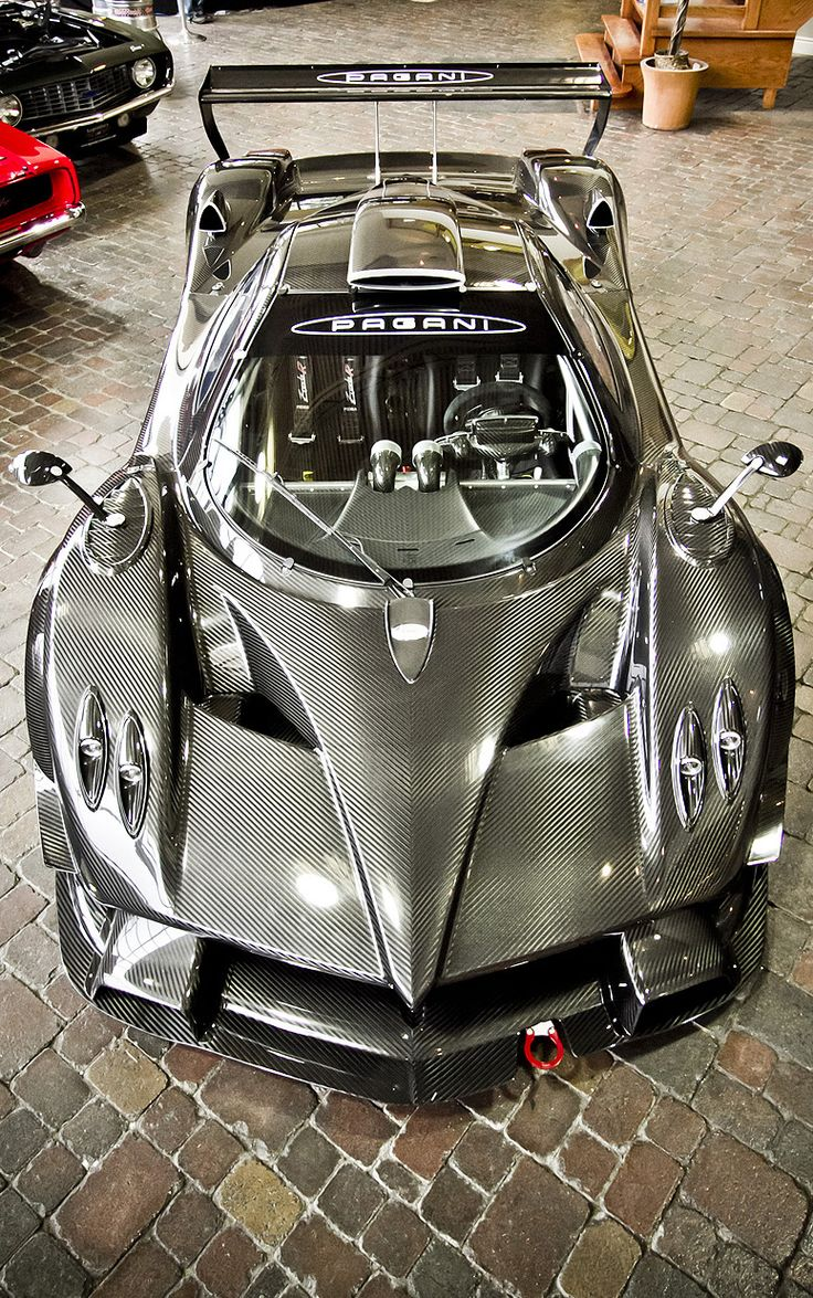 Pagani Zonda R sure why not