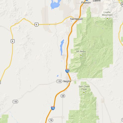 Burraston Ponds - Nephi, Utah | Free Campsites Near You