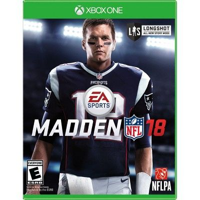 Madden NFL 18 - Xbox One : Target