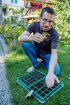 Comment produire 300 kg de légumes bio dans un potager de 25m2 ? Réponse avec… Plus