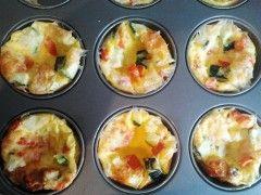 tips voor hapjes uit een muffinbakblik