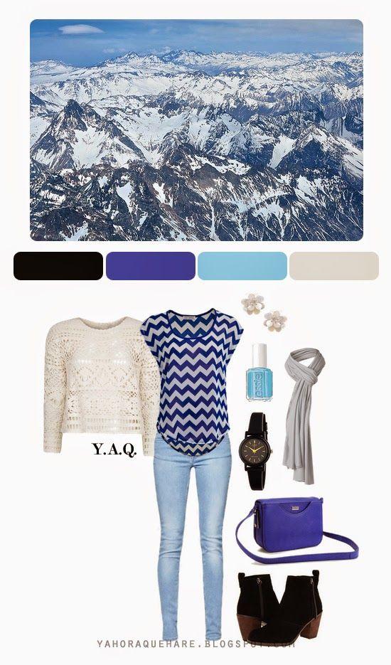 Y. A. Q. - Blog de moda, inspiración y tendencias: [Inspiración Color] Cordillera