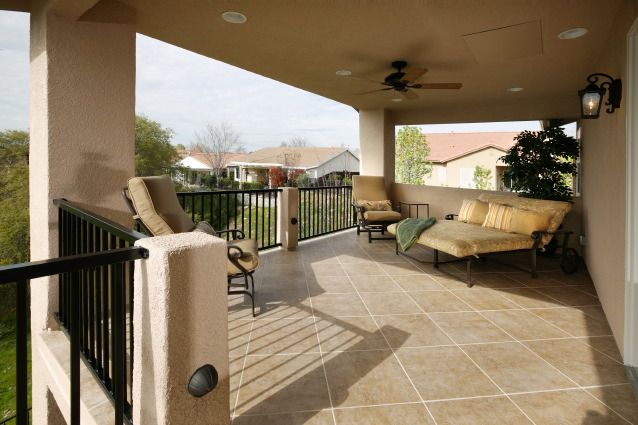 Deck Tiles Pictures Outdoor Living Spaces Sacramento