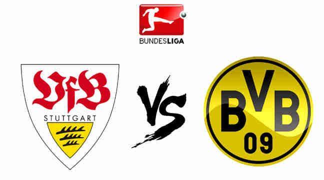 Stoccarda-Dortmund streaming live e formazioni