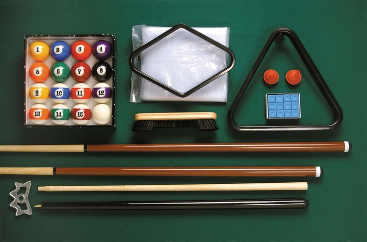 Pool Table Accessory Kit