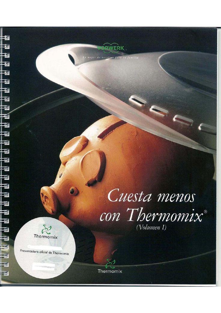 Cuesta menos con Thermomix Vol. 1