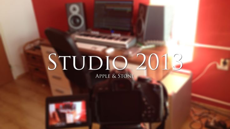 "This is our home studio in year 2013.  Computer - Mac Pro, Two 2.26GHz Quad-Core Intel Xeon ""Nehalem"" Monitors - Dynaudio BM6A mkII Headphones - Sennheiser HD205 Keyboard - U-Control UMX49 Soundcard - Apogee Duet Plug-in USB's - iLOK , Nexus2 eLicenser  Software - Logic Pro X"