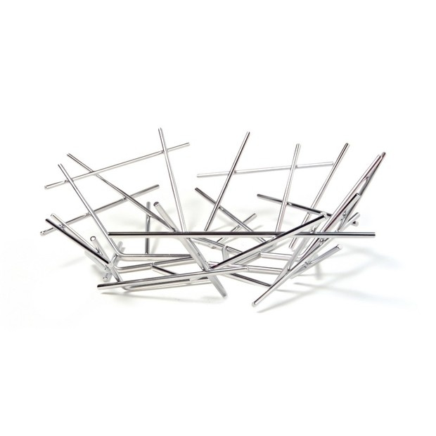 17 best images about iconic products on pinterest philippe starck best charcoal grill and eames - Alessi fruit basket ...