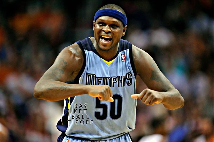JUST IN: The Grizz have anonunced they are retiring Zach Randolph's number 50 via Adrian Wojnarowski -AJHEAT
