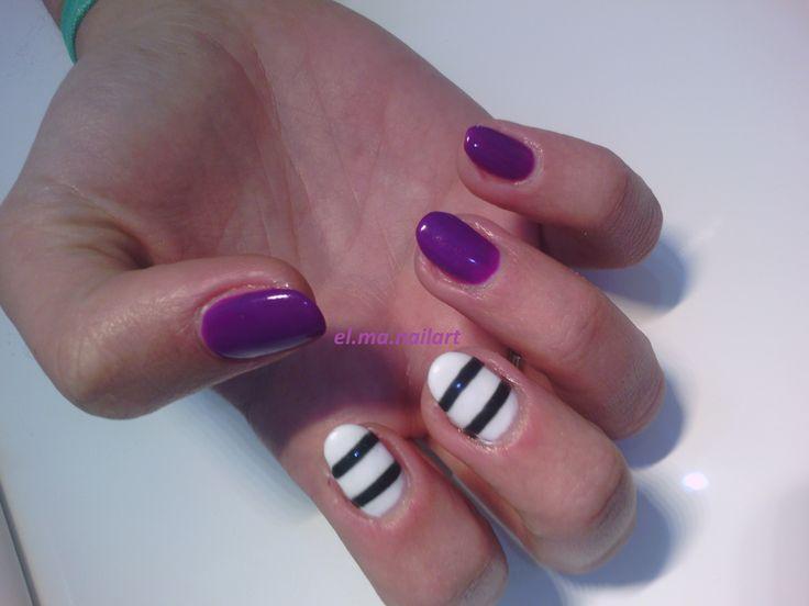 nailart acrilic design