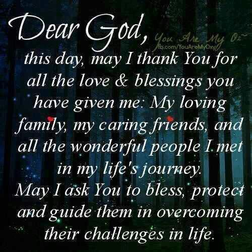 Image Result For Goodnight Prayer For Family And Friends Good