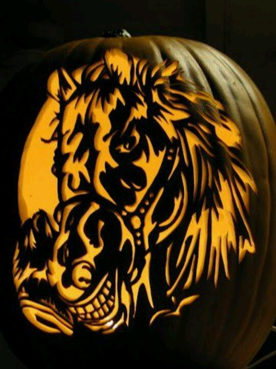 awesome pumkin carving?