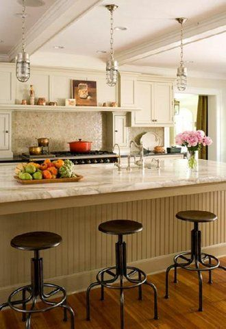 17 best images about ultra modern kitchen islands and - Types of kitchen cabinets designs ...