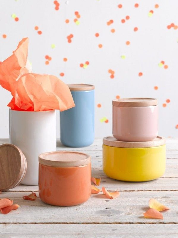 Canisters by General Eclectic