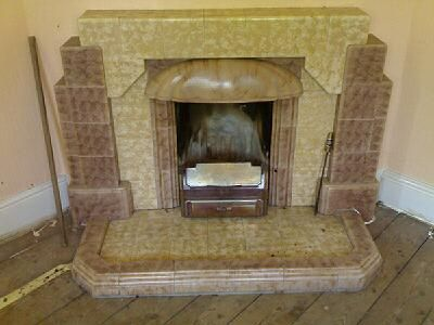39 best Art Deco Fireplaces and Screens. images on Pinterest   Art ...