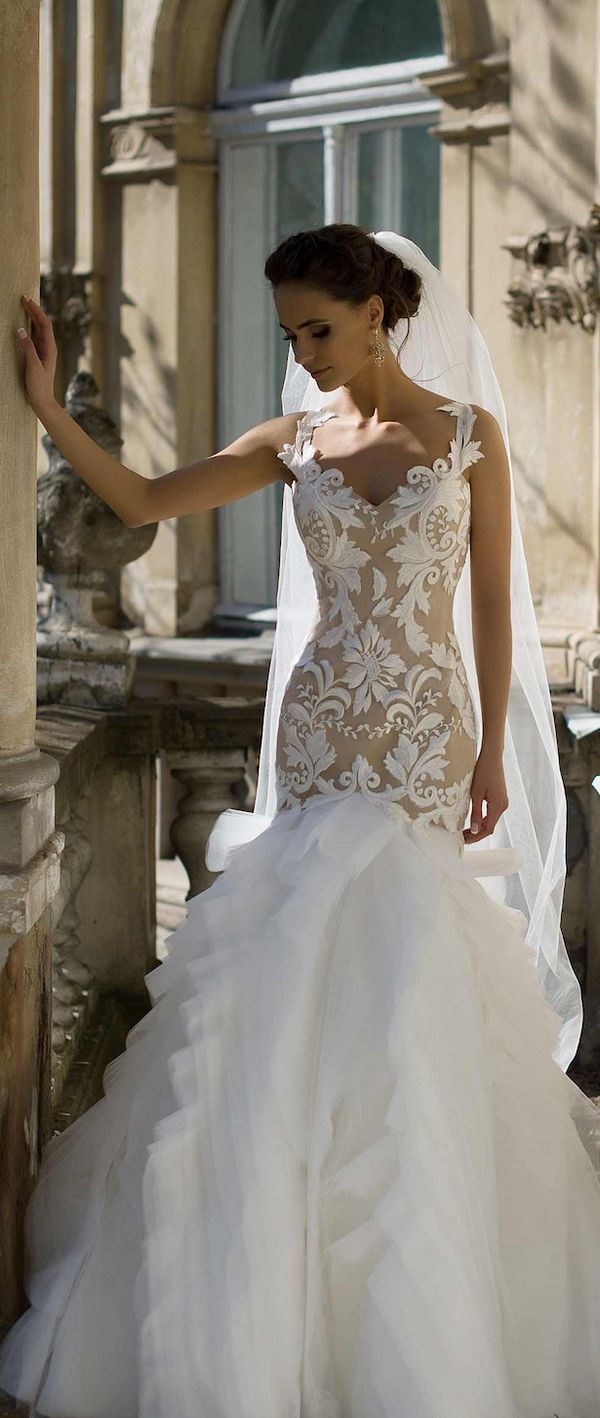 Unique Punk Wedding Dress | Dress images