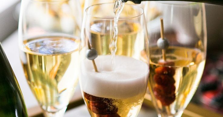 Sparkling wines are sublime solo, but try adding fruit to sweeten the buzz. Try these sparkling wine cocktail recipes featuring L. Mawby bubbly.