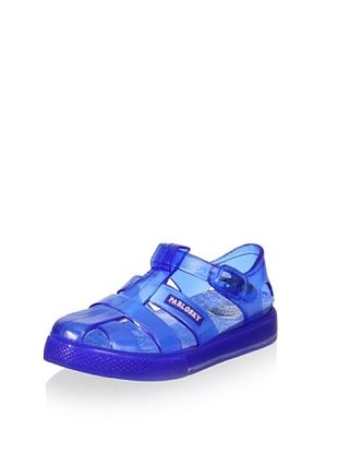 59% OFF Pablosky Kid's Buckle Jelly Sandal (Blue)