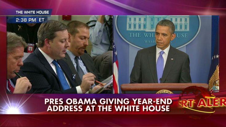 Heated Exchange: Ed Henry Challenges the President Over NSA Surveillance Program