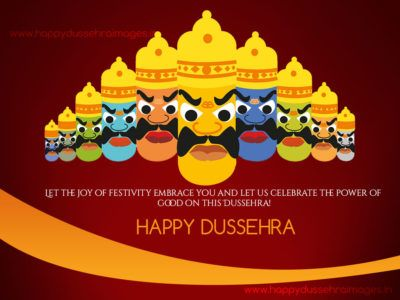 dussehra wishes images english