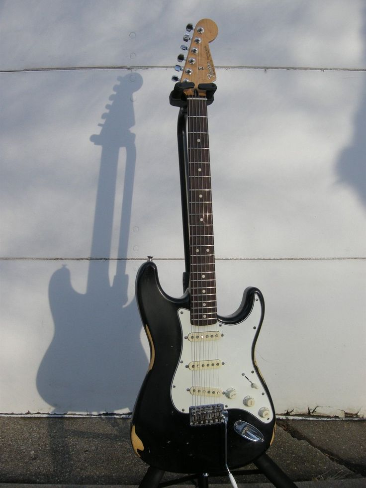 Fender MIM Stratocaster 1991 - Honest Wear - First Year Mexican Stratocaster