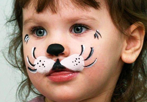 Super ideias de maquiagens de Carnaval para crianças! Inspire-se nessas ideias que vão deixar seu pequeno lindo para o bailinho!