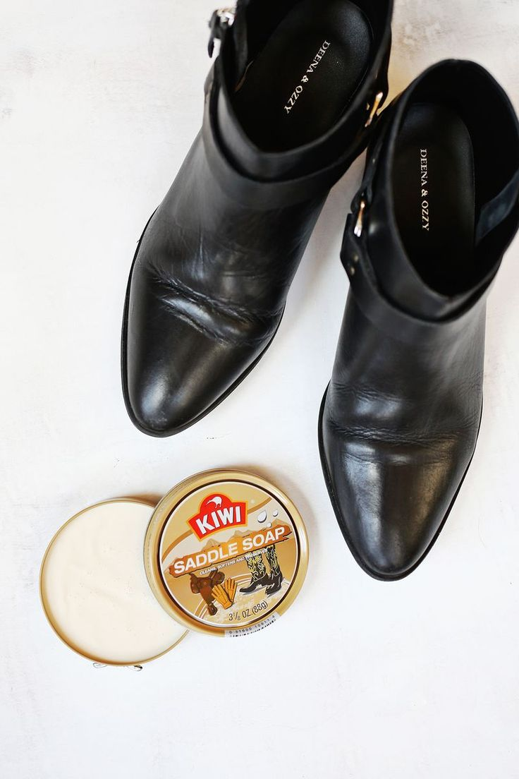 25 best ideas about cleaning leather shoes on