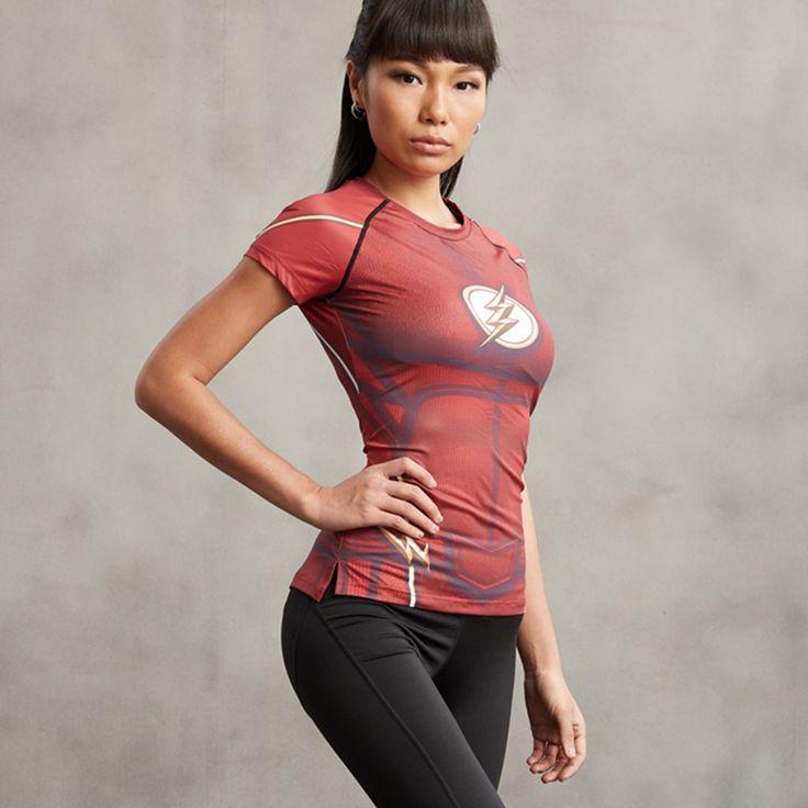 The Flash Compression Shirt //Price: $20.00 & FREE Shipping //     #batman #deadpool #marvelc #dc