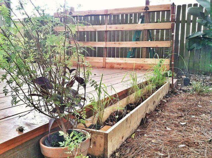 Viewalongtheway Backyard : 36) Hometalk  Backyard Deck in New Orleans