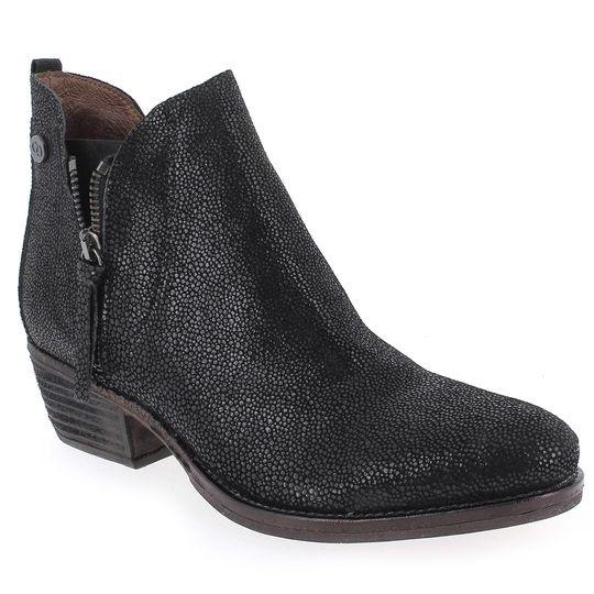 Chaussure Coque terra 1092 noir 4810601 pour Femme