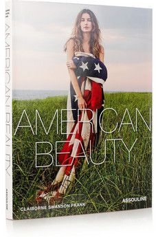 Pretty Object: Assouline American Beauty by Claiborne Swanson Frank hardcover book $75.00